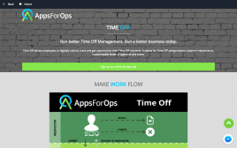 AppsForOps Time Off