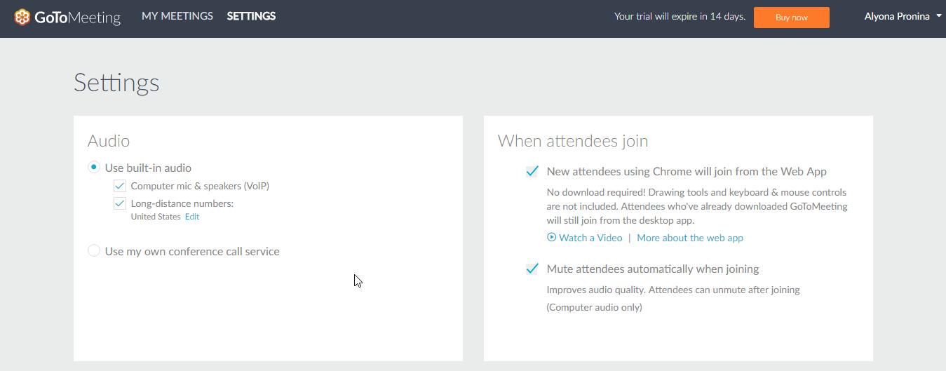 GoToMeeting сервис: обзор, характеристики, установить на ПК